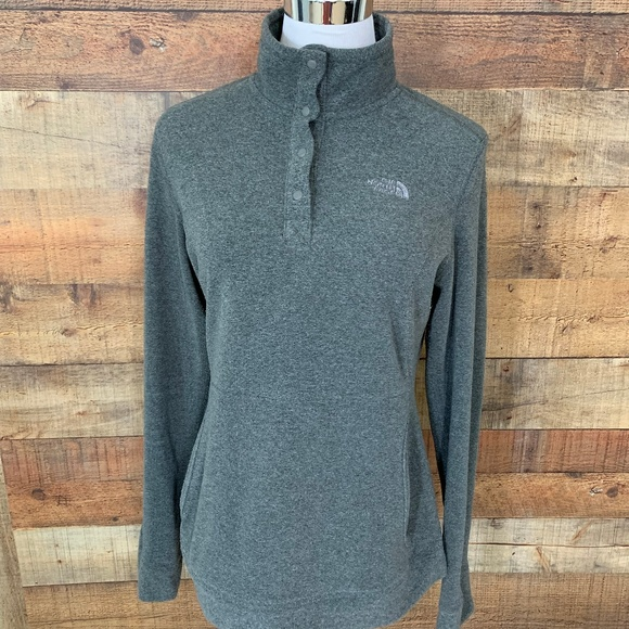 The North Face Jackets & Blazers - The North Face Pullover Fleece Size M